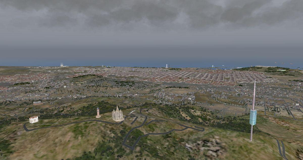 Barcelona Ciudad Compendium