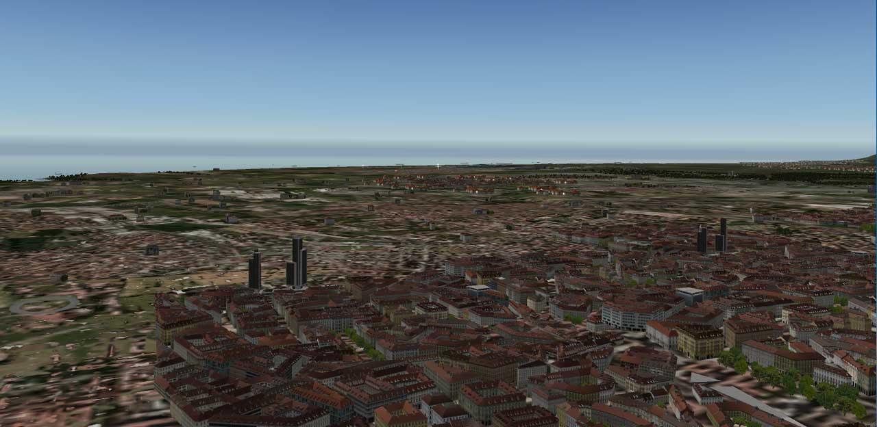 Pueblos y ciudades de Cataluña