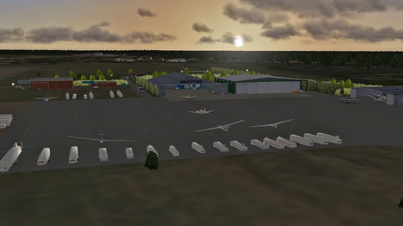 LEOC - Aeródromo Ocaña