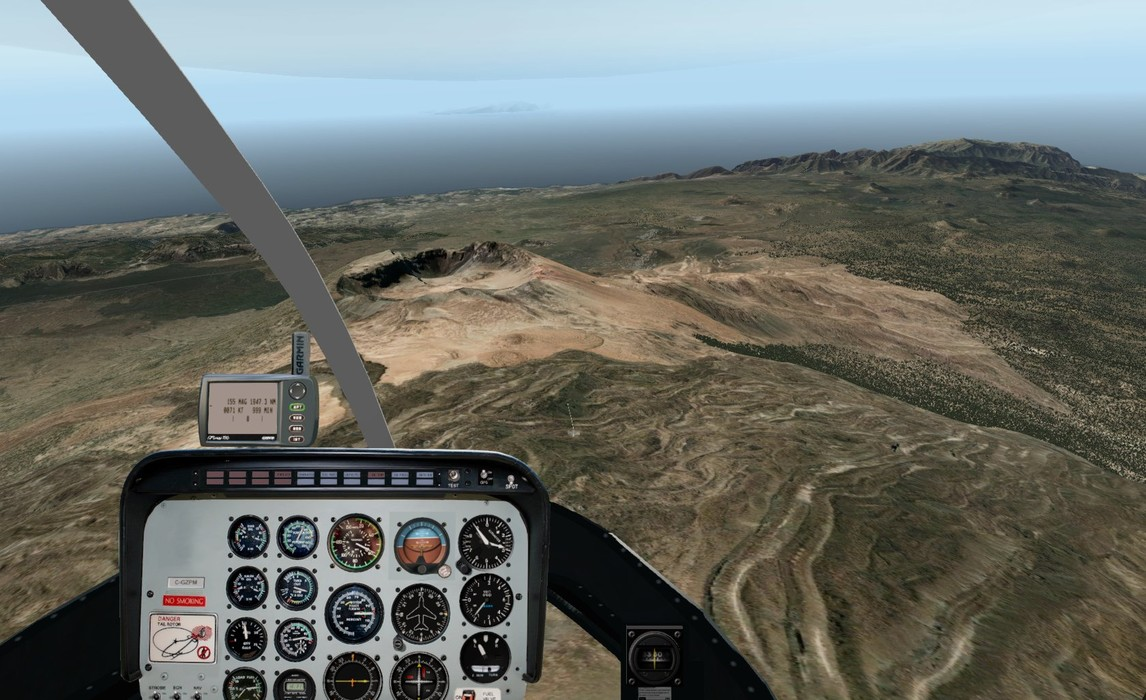 Tenerife VFR Simple
