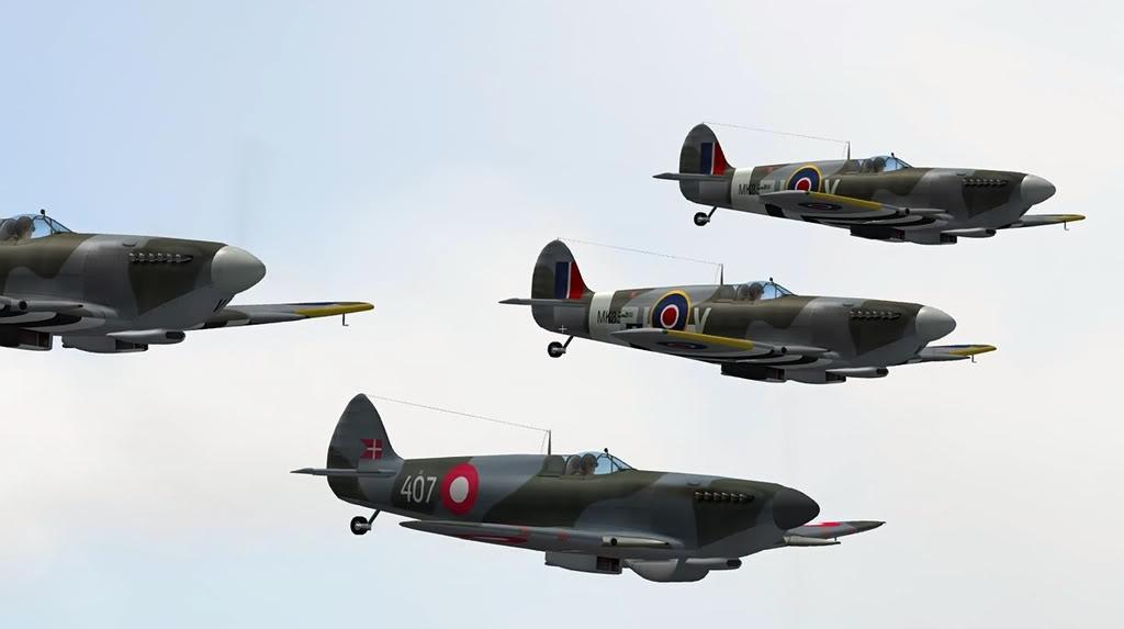 18 spitfires 1