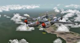 59 Lockheed P 38 Lightning 1