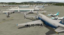X Plane10 Fingers 1