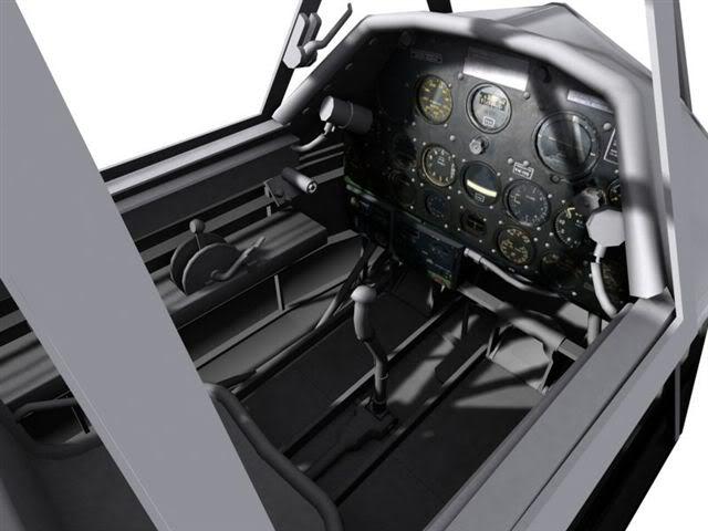 render cockpit 4