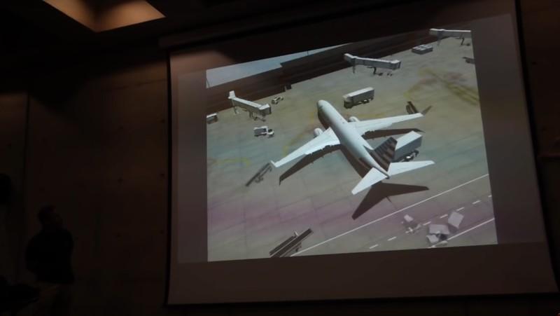 X-Plane 11 Ground